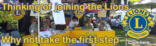 Join the Emu Park Lions